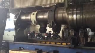 RAJINDRA EXTRA HEAVY DUTY LATHE MACHINE JOB LOAD 45 MT