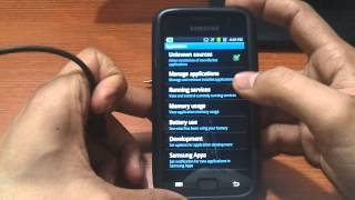 Solution: WiFi error after rooting Samsung Galaxy SL i9003