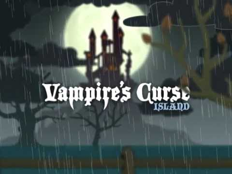 Watch the trailer for Vampire's Curse Island!