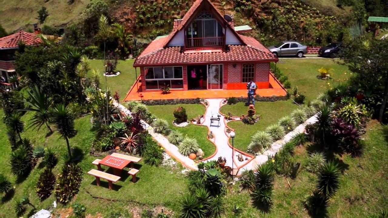Casa finca envigado youtube for Casas en la finca