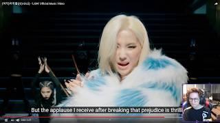 Gambar cover (여자)아이들((G)I-DLE) - 'LION' Official Music Video   ViruSs Reaction Kpop