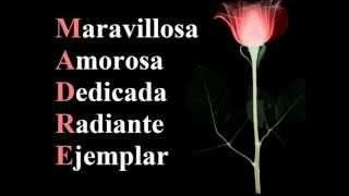 A Mi Madre - Yolanda Del Rio ( Letra )