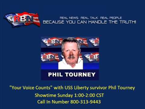 """Your Voice Counts"" with Phil Tourney 04-07-2013"