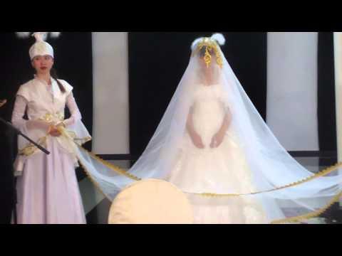Казахские свадебные традиции Бет ашар