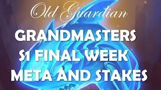 Hearthstone Grandmasters meta and decks - season 1, week 8