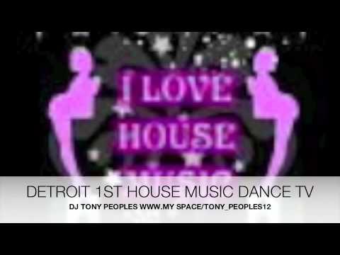 Dj tony peoples housemusic old school detroit doovi for Old school house music