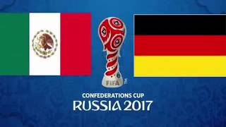 Germany vs Mexico (4-1) - All goals 29/6/2017