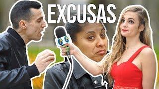 EXPONIENDO INFIELES ESPAÑA #2: NO PONE MÁS QUE EXCUSAS