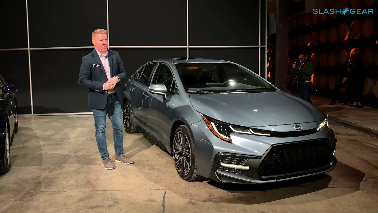2020 Toyota Corolla First Look