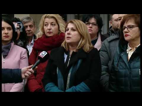 ВМРО-ДПМНЕ бара од Народниот правобранител да се изјасни за случаите на приведување на пратеници