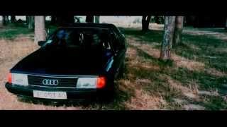 Авто АуДи 100. Видео трейлер AUDI