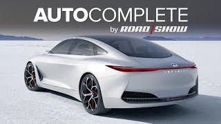 AutoComplete: Infiniti unveils stunning sedan concept for Detroit thumbnail