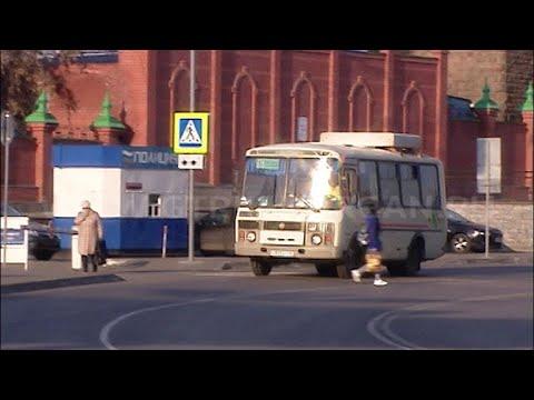 В Кургане вновь устроили слежку за водителями автобусов