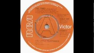 Legends of Vinyl Presents The Tymes - You Little Trustmaker - RCA Records - 1974.mp4