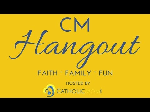 CM Hangout #15: Forgiveness and Mercy with Allison Gingras