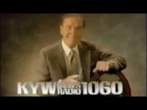 KYW News Radio 1060 commercial - 1990