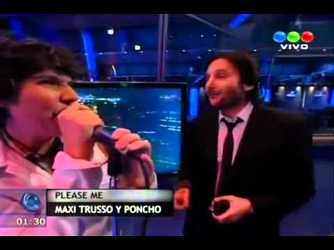 Please me  Maxi Trusso & Mercurio Remix de la canción de Poncho & Maxi Trusso