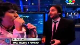 Please me - Maxi Trusso & Mercurio (Remix de la canción de Poncho & Maxi Trusso)
