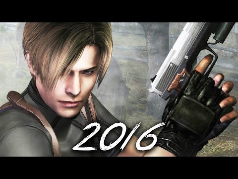 Resident Evil 4 HD Xbox One & PS4 Gameplay Walkthrough Part 1 - NEVER PLAYED IT !!!