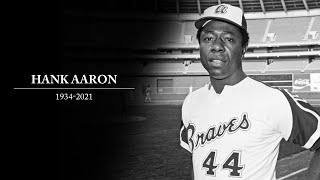 Hank Aaron, Hall of Famer and one-time home-run king, dies at age 86 | CBS Sports HQ