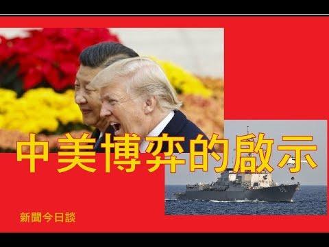 新西兰《新闻今日谈》中美贸易战:为何中国强硬有余而势不足?未分胜负,谁是下一目标?中国政府与华为的抉择 24052019   新西兰华人电视 World TV