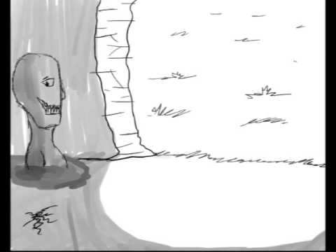 SCP 106 vs 682 Hypothetical Fight! - Short Animation