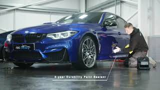 Gambar cover San Marino BMW M3 Competition Detailed and Ceramic Coated!