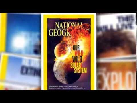 National Geographic Magazine Subscription, Renewal [Save up to 79%]