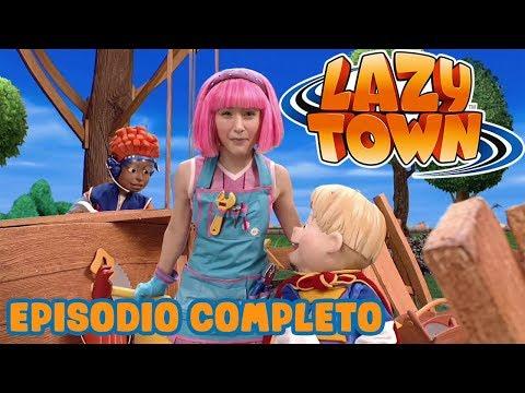 Lazy Town en Español | Mi casa del arbol | Dibujos Animados en Español
