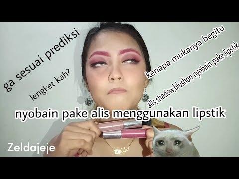 tutorial-cara-memakai-alis-menggunakan-lipstik-||-zedajeje