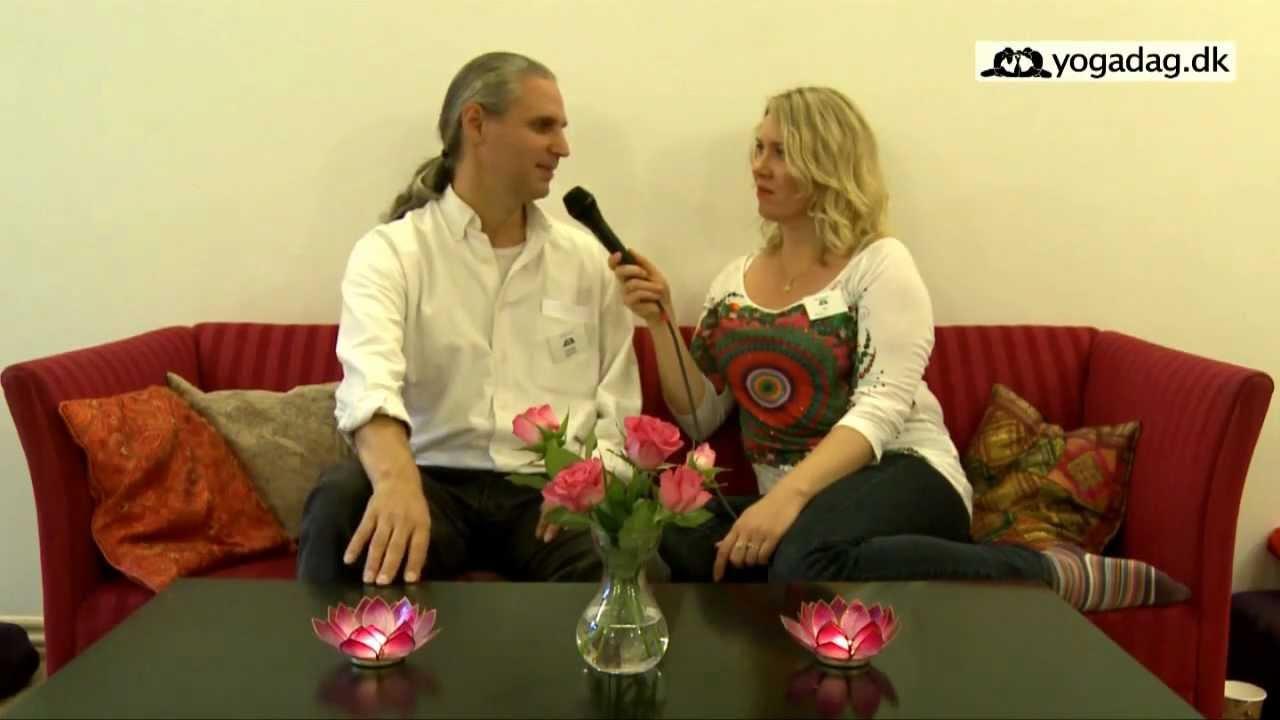 Yogadag 2012 - Interview med Emanuel Langhoff fra Natha Yogacenter ... 1342a9f9b4f
