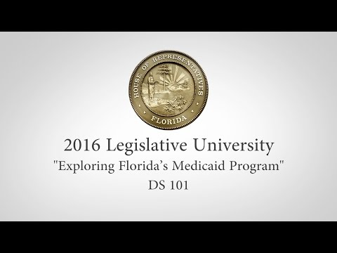 "Legislative University - ""Exploring Florida's Medical Program"""