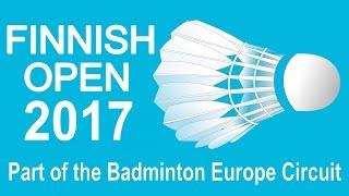 Qualifications - Women's Singles | 6 April 2017 Henna-Leena Lindber...