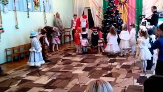 Новогодний утренник в детском саду #4