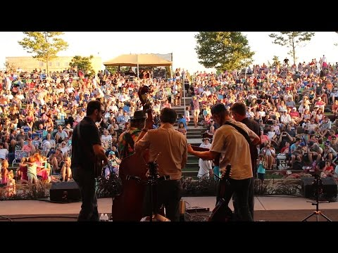 Hungry Heart - Mark Lavengood Bluegrass Bonanza!