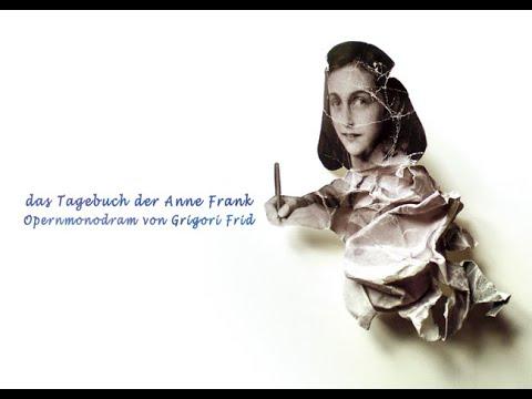 sirene Operntheater  - Tagebuch der Anne Frank  Frid  - Nina M Edelmann
