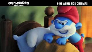 Os Smurfs e a Vila Perdida - Trailer #2 HD Dublado