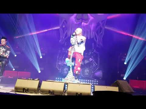 FIVE FINGER DEATH PUNCH 'Wrong side of Heaven' Syracuse NY 8-22-18