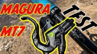 Potenza da vendere: il test dei freni Magura MT7