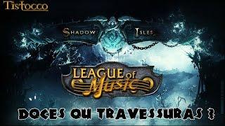 12# League of Music (Doce ou Travessuras ?) by Méqui Huê!