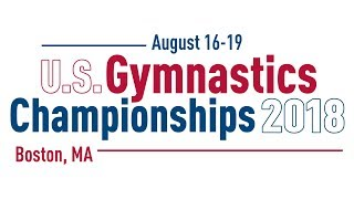2018 U.S. Gymnastics Championships - Junior Men - Day 1 thumbnail