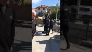 Protest u Strpcu i napad pripadnika ROSU