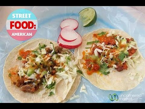 [American Street Food] Street Food Around The World: Mexico
