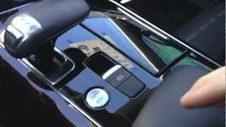 2011 Audi A8 Sport Start Up and Shifter Demonstration