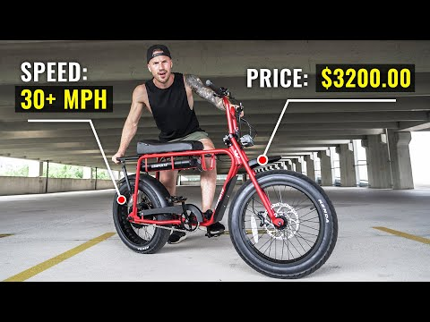 I got the FASTEST eBike (...was it worth $3200?)