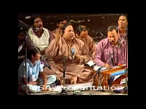 Allah Hoo Allah Hoo - Ustad Nusrat Fateh Ali Khan - OSA Official HD Video