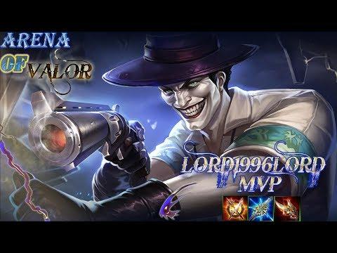 Arena Of Valor Joker New Build Joker Best Build AOV ROV Best Joker|傳說對決| RoV| Liên Quân Mobile |펜타스톰