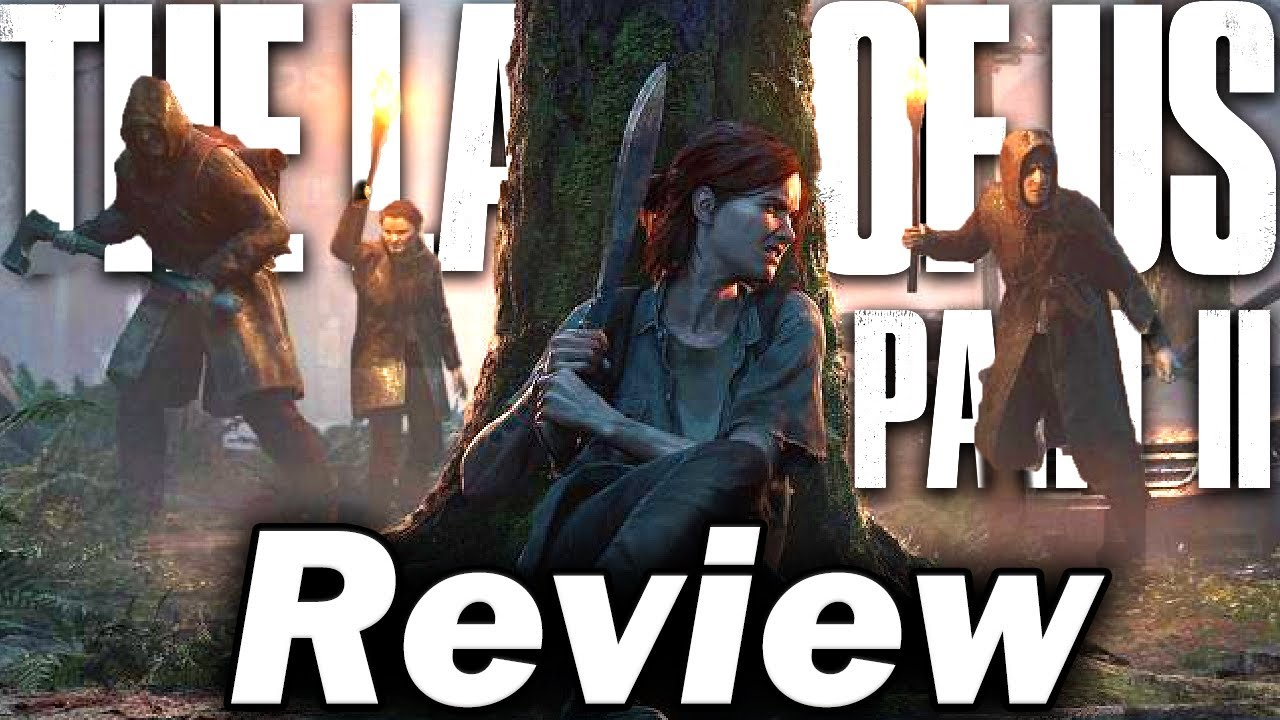 The Last of Us Part 2 Review (PS4) (Video Game Video Review)