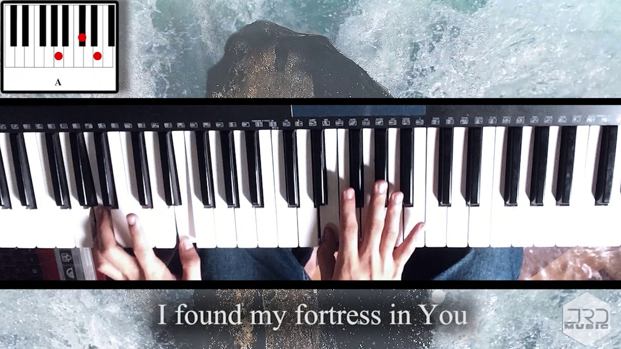 Safe victory worship piano tutorial with lyrics chords youtube safe victory worship piano tutorial with lyrics chords baditri Images