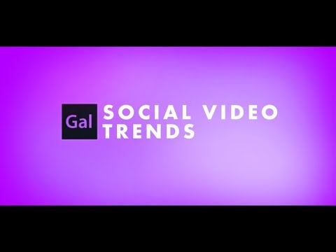 Social Media Video Trends I GIF Reactions, Boomerangs & Text Stories